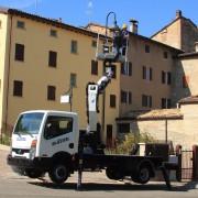 Plataforma sobre camion_camion plataforma_alquiler
