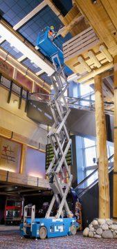 GS3232 alquiler plataformas elevadoras 3